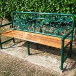 bench jubilee brockholes